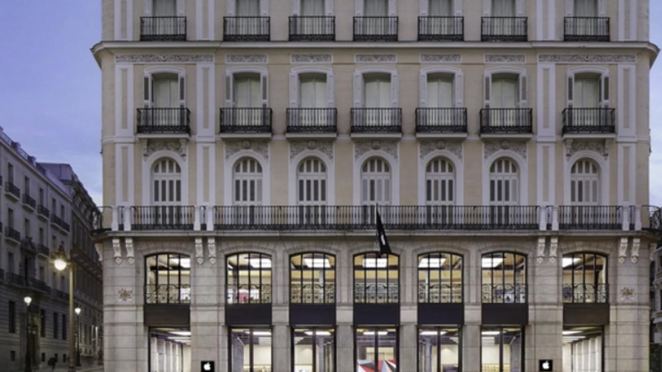 Apple cierra sus tiendas de Madrid desde el lunes por los rebrotes de coronavirus