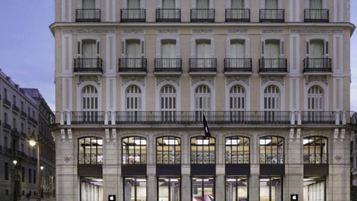 Apple cierra el lunes sus tiendas de Madrid por los rebrotes de coronavirus