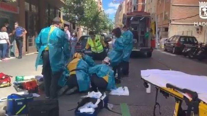 Una mujer de 77 años grave al ser atropellada en Alonso Cano