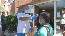 Test PCR en Alcobendas;  la próxima semana en Carabanchel, Usera, Villaverde Fuenlabrada, Parla y Vallecas