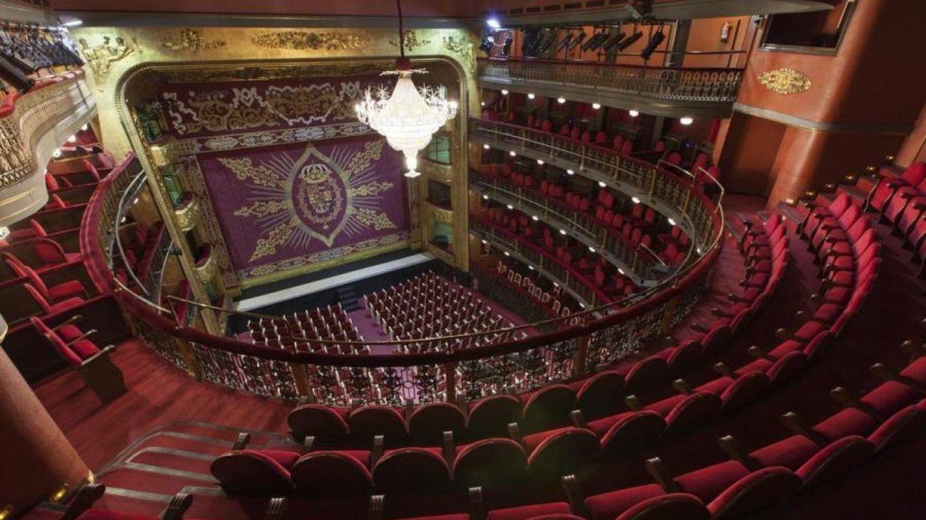 Los fantasmas en el teatro