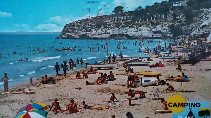 Así ha cambiado España a través de las postales