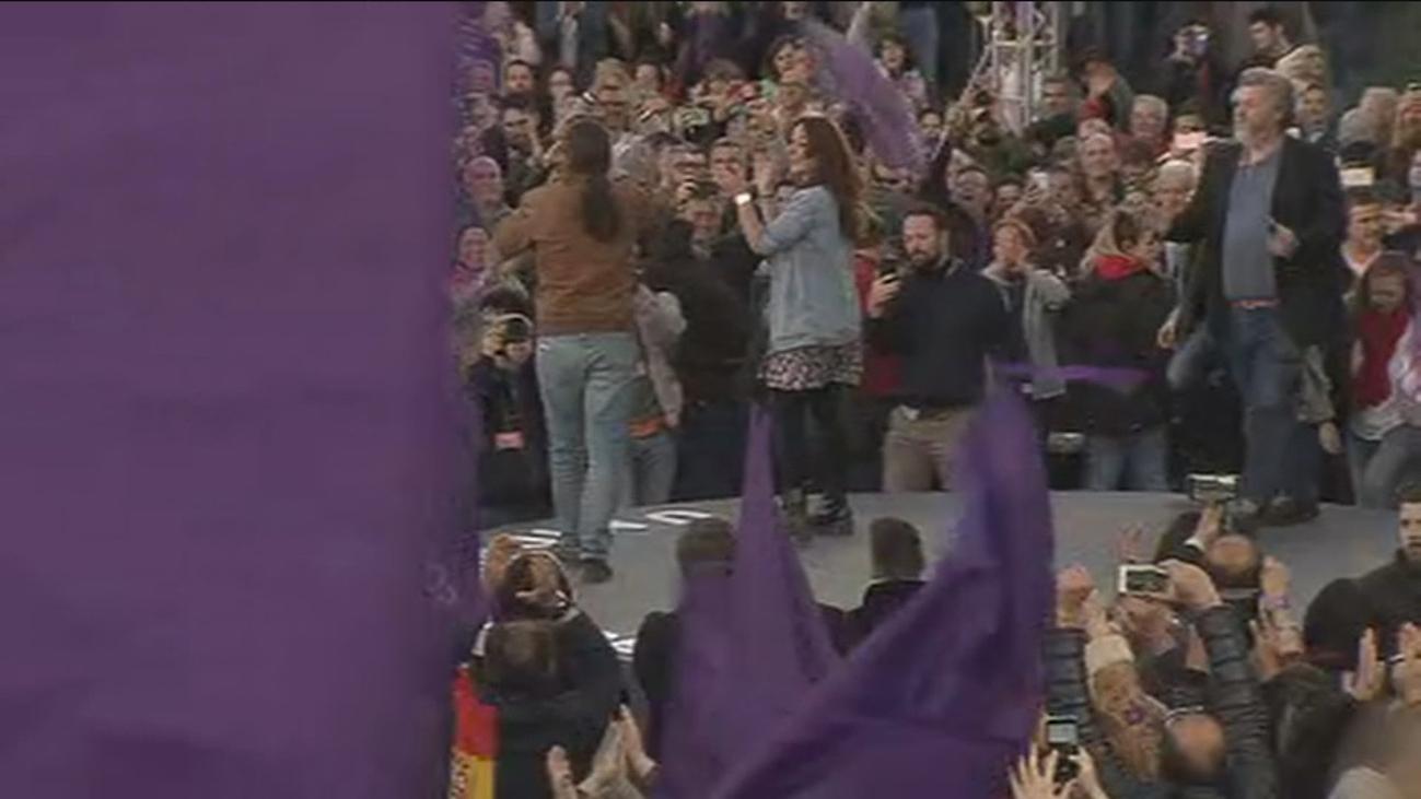 La Fiscalía  ve indicios de delito en la financiación de la campaña electoral de Unidas Podemos en 2019