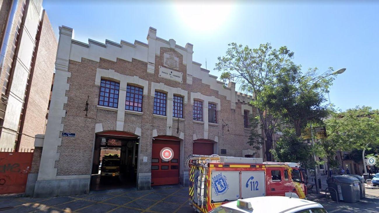 Cierra el  parque de bomberos de Santa Engracia al detectarse un positivo de Covid-19