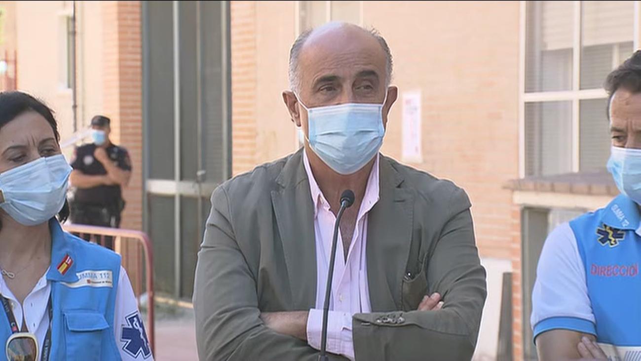 La Comunidad de Madrid ha realizado 5.400 pruebas PCR aleatorias en seis días