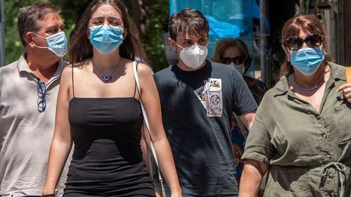 Madrid notifica cinco nuevos brotes por la Covid-19  con un muerto y 74 contagios