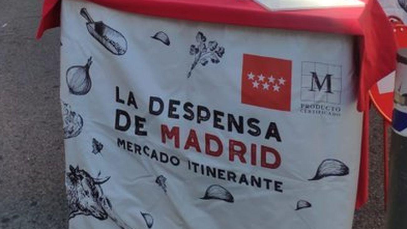 La Despensa de Madrid se instala en El Molar
