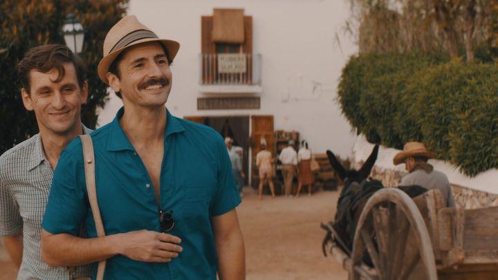 Juan Diego Botto nos habla de 'Los Europeos', seleccionada por el Festival de Cine de Málaga