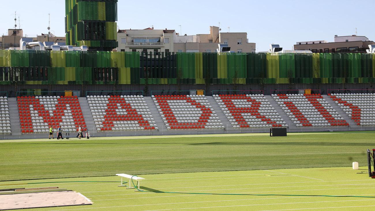 La Comunidad revitaliza el sector deportivo con el 'Plan Madrid, una región en forma'