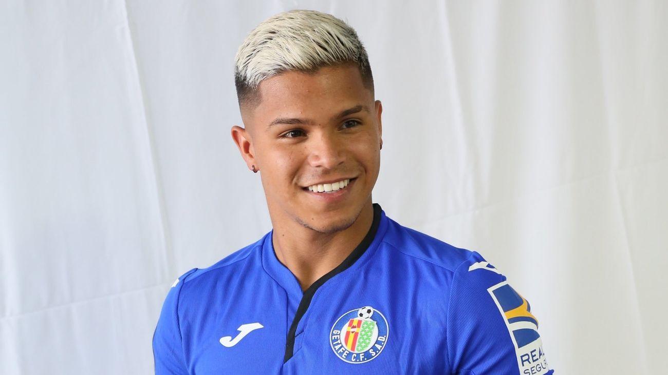 """""""Cucho"""" Hernández: """"Apareció el Getafe y ya no tuve ninguna duda"""""""