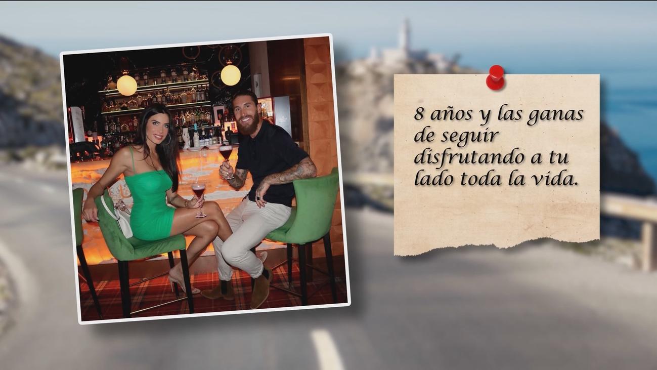 Las vacaciones de ensueño de Pilar Rubio y Sergio Ramos