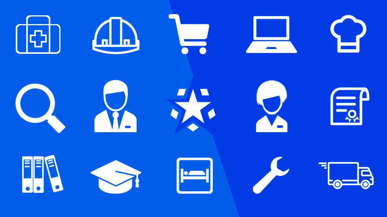 Ofertas de empleo de la Comunidad de Madrid del 24 de agosto de 2020