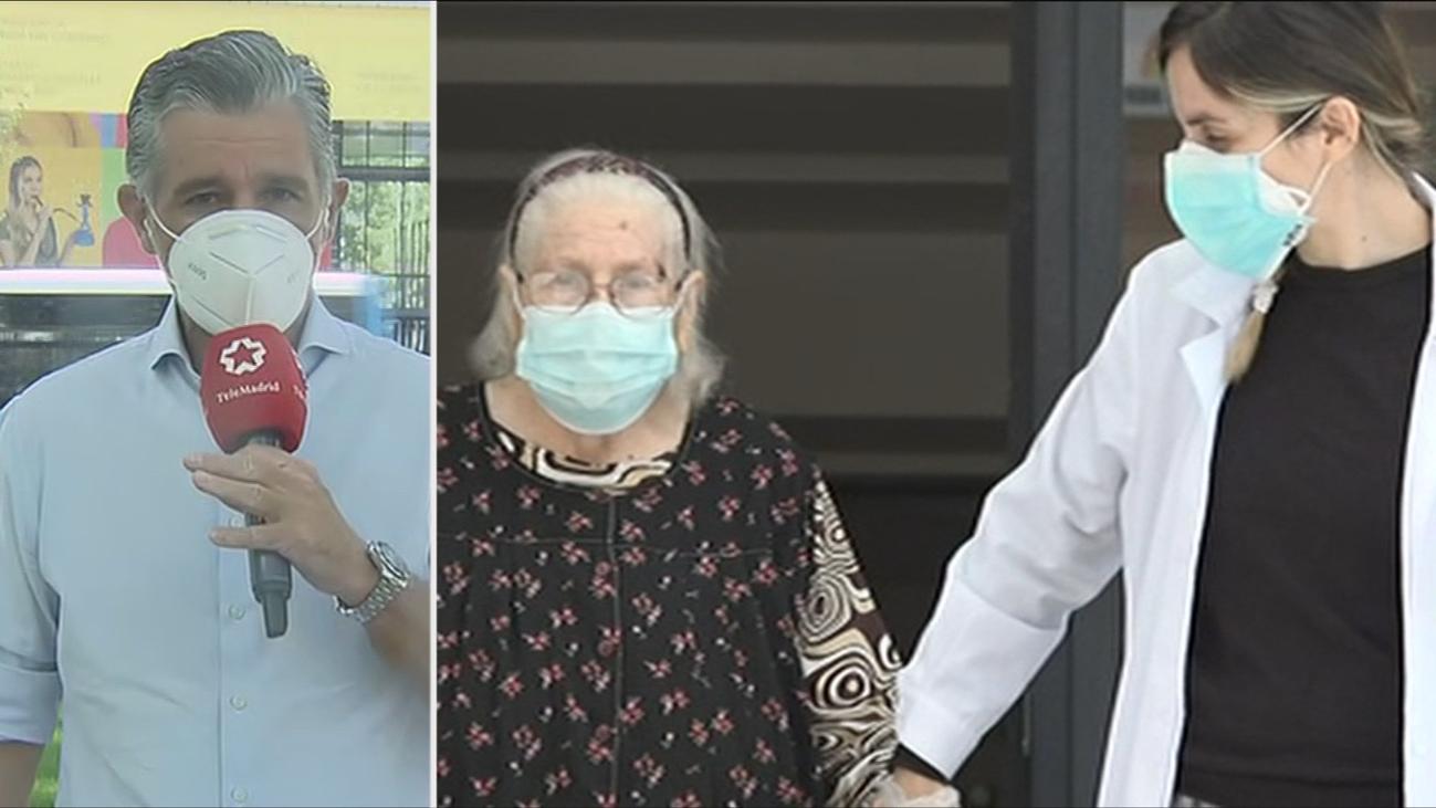 El Gobierno y las comunidades se reúnen para frenar los brotes en las residencias de mayores