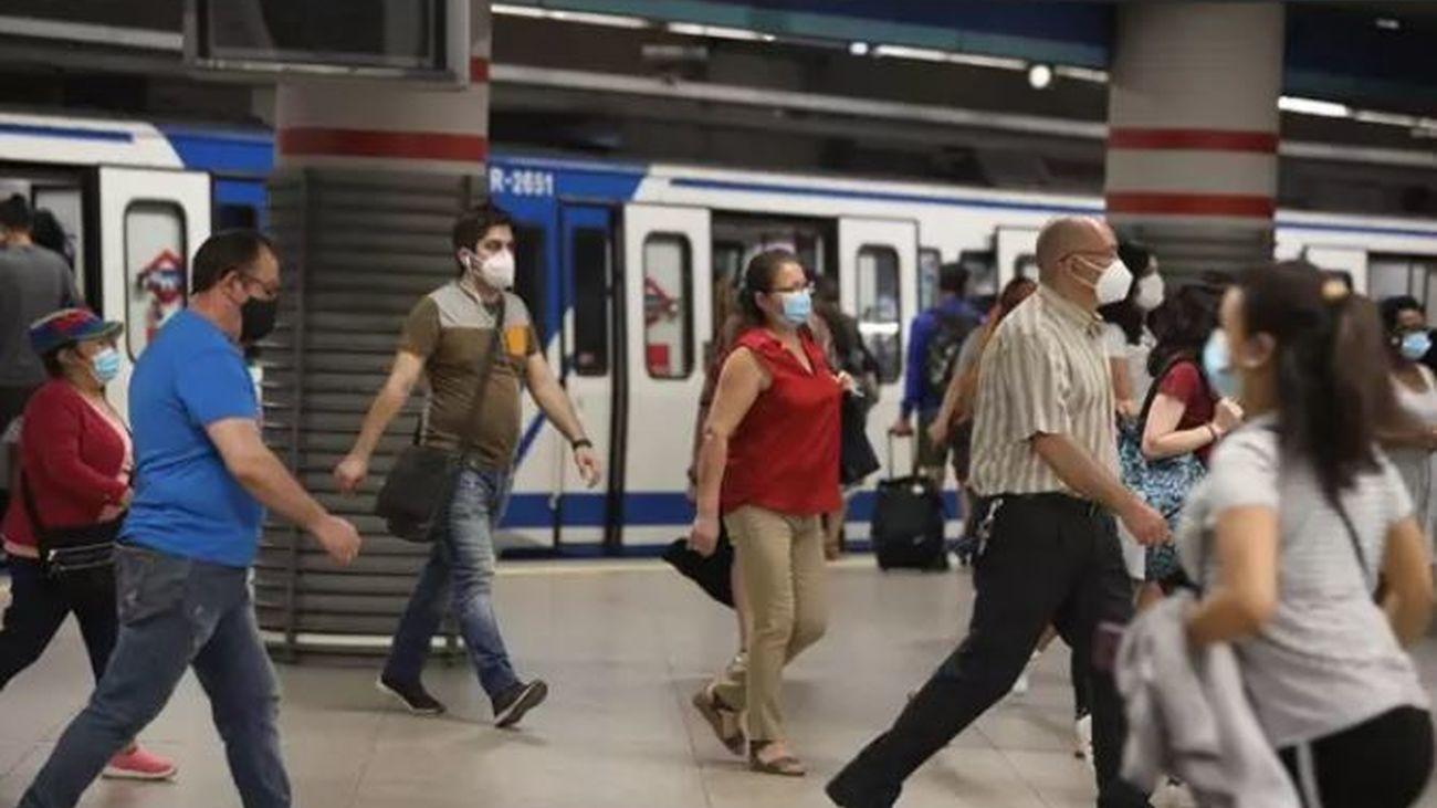 Metro incorpora 93 maquinistas más este año y 207 en 2021