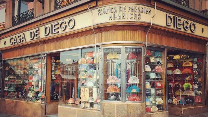 Negocios centenarios de Madrid: Casa de Diego