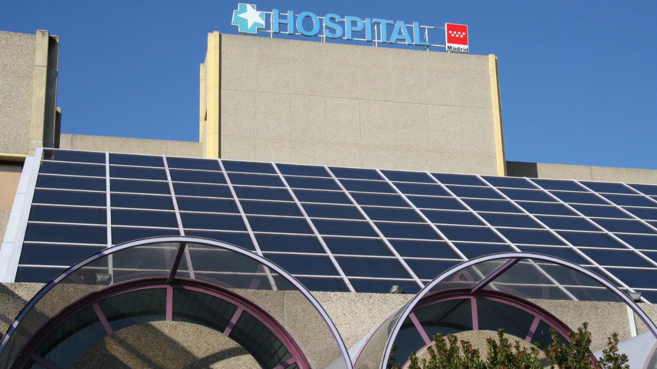 El hospital de Getafe prevé suprimir una unidad Covid-19 por el descenso de ingresos
