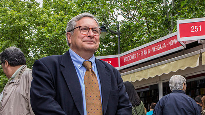 """Manuel Gil, director de la Feria del Libro: """"Estamos obligados a una reinvención a marchas forzadas"""""""