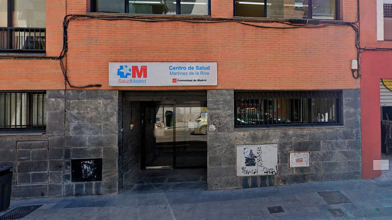 La zona básica de salud de Martínez de la Riva, en Puente de Vallecas, es la que más incidencia acumulada registra en las dos últimas semanas