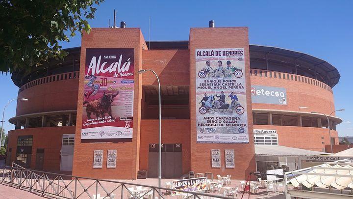 La Comunidad autoriza la celebración de la feria taurina de Alcalá