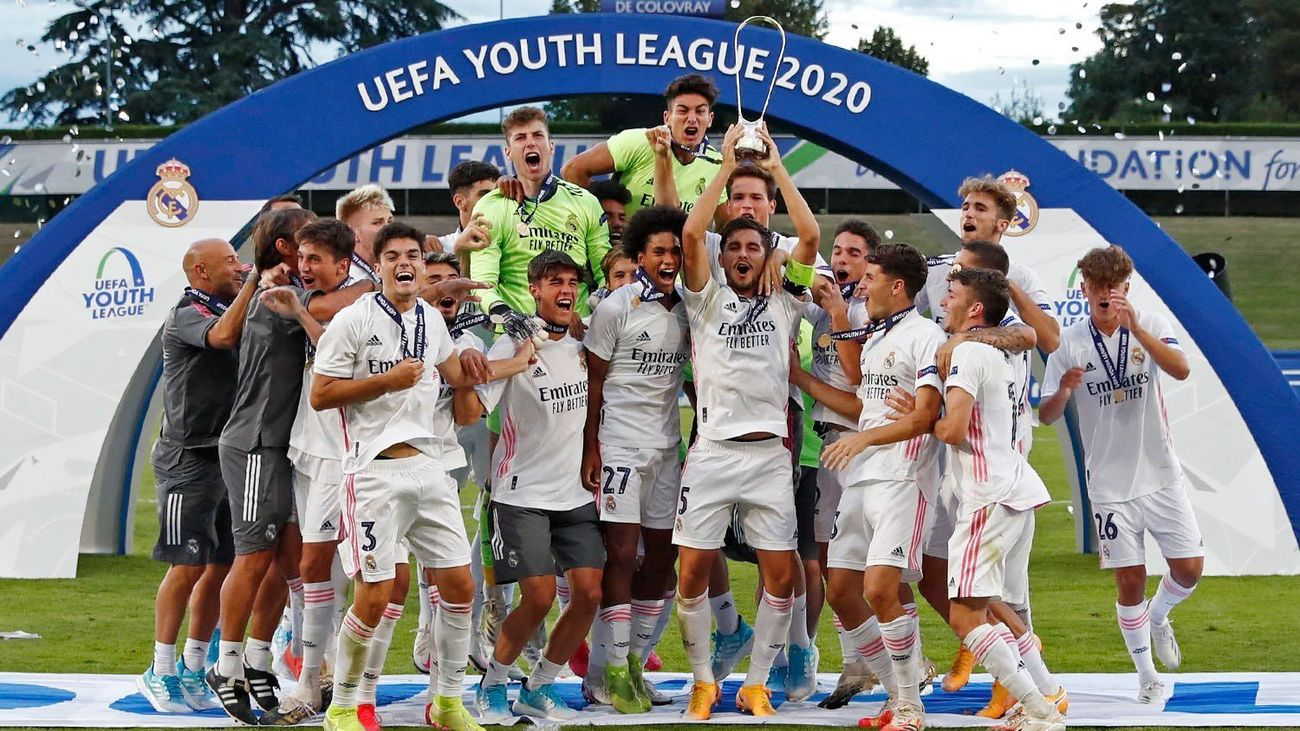 Conocemos al Real Madrid juvenil Campeón de Europa