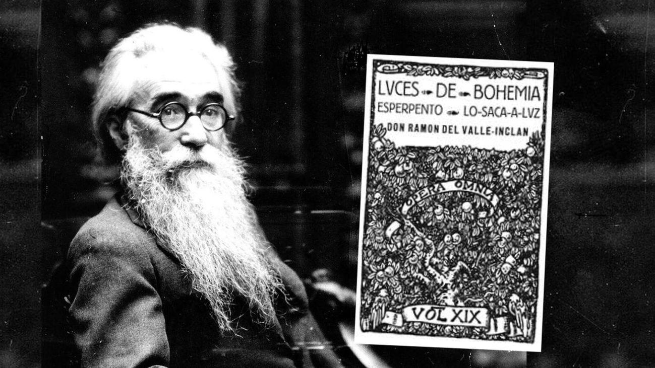 Se cumplen 100 años del estreno de 'Luces de Bohemia'