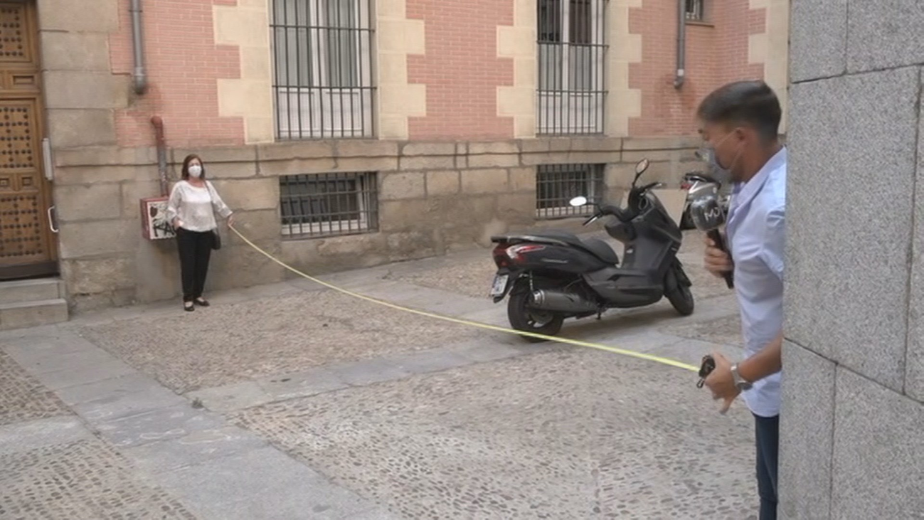 La Plazuela de San Javier: la plaza más pequeña de Madrid