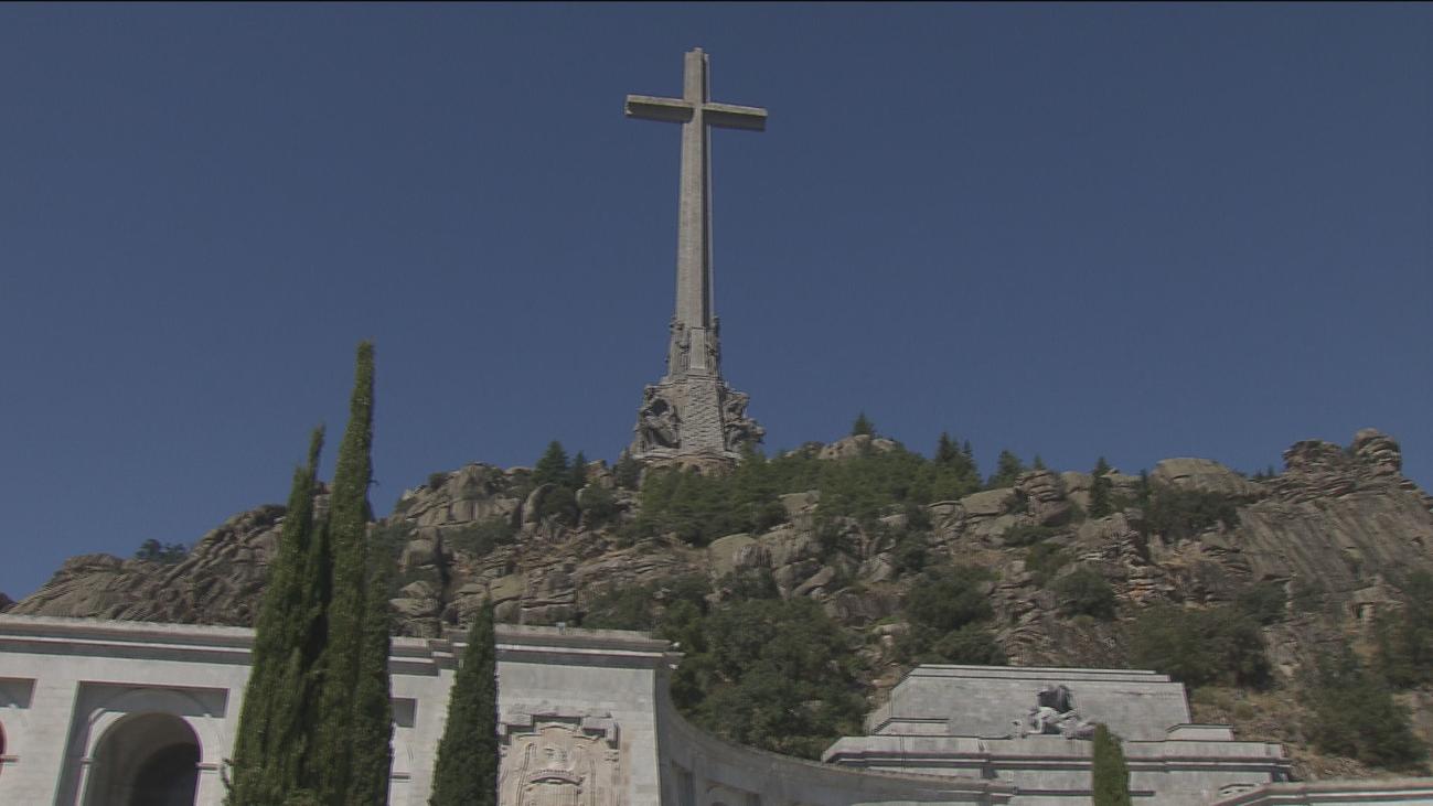 Las Visitas al Valle de los Caídos caen desde el traslado de los restos de Franco