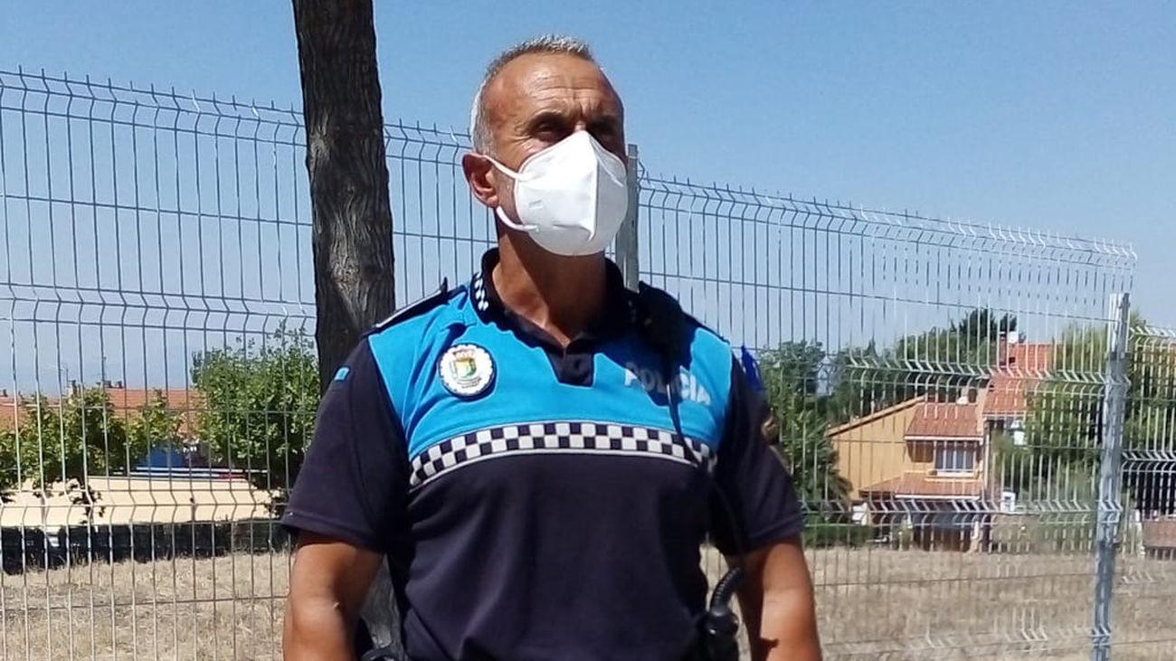 Algete pide responsabilidad tras poner 60 denuncias por no usar mascarilla
