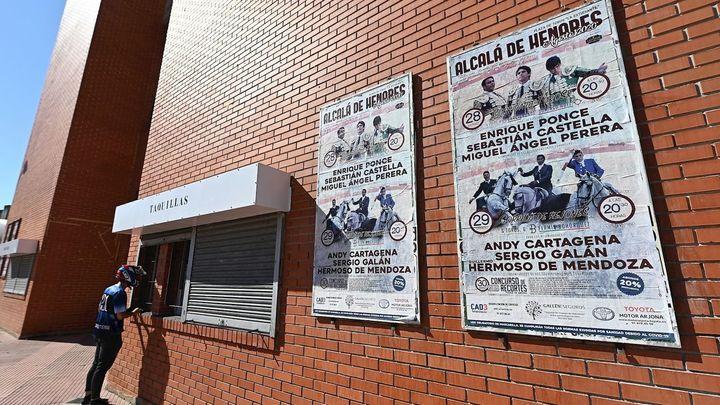 """La Comunidad suspende finalmente la feria taurina de Alcalá de Henares por """"prudencia"""""""