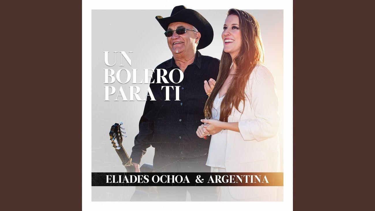 Eliades Ochoa presenta 'Un bolero para tí'