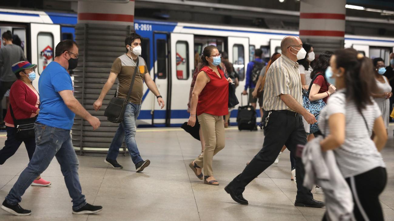 Metro ampliará la frecuencia de trenes a partir de septiembre