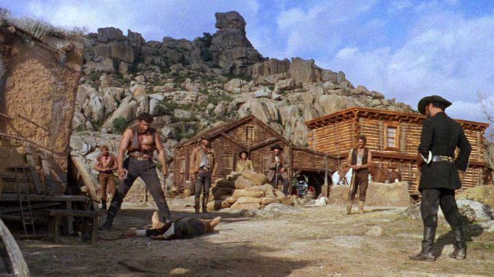 Madrid escenario de western