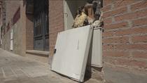 Los okupas invaden edificios enteros de Camarma de Esteruela