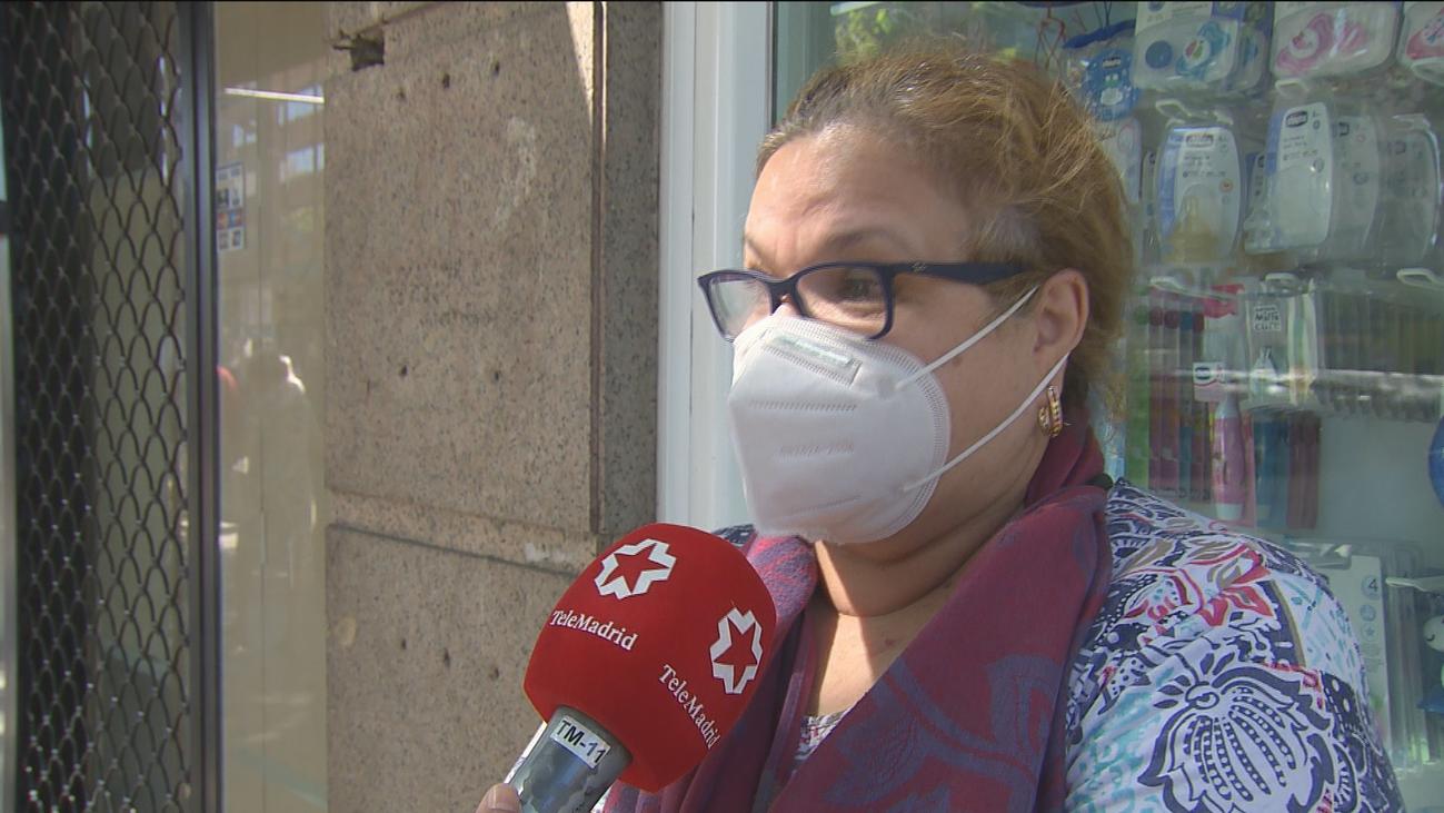 Conmoción entre los vecinos de Bravo Murillo tras presenciar un atropello múltiple