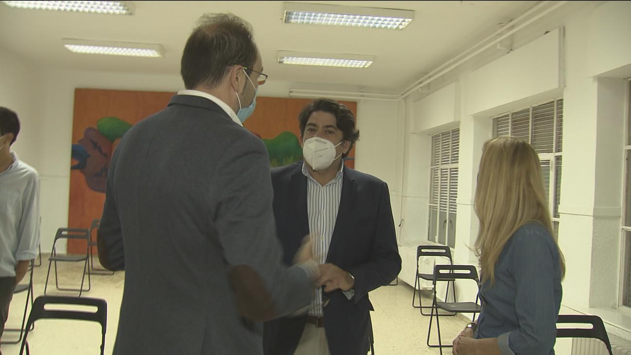 El antiguo colegio 'Divino Maestro'  se convierte en un Centro Cultural de Los Molinos