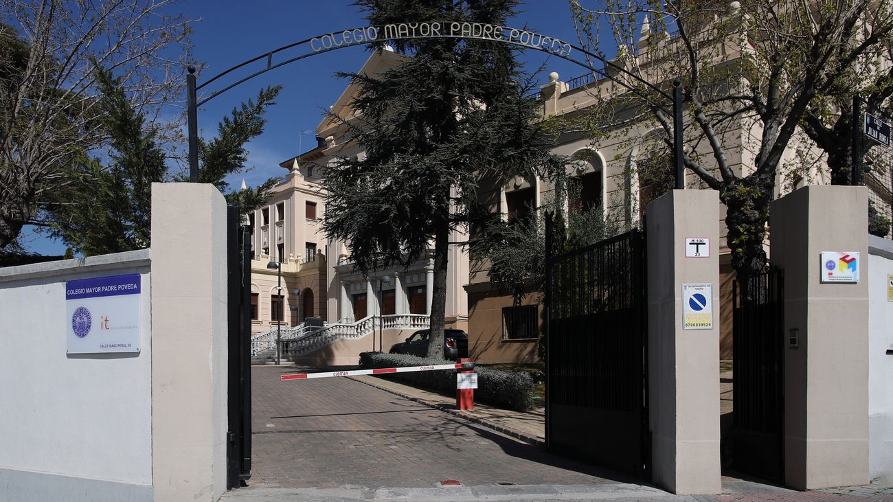 Colegio Mayor Padre Poveda, en Madrid