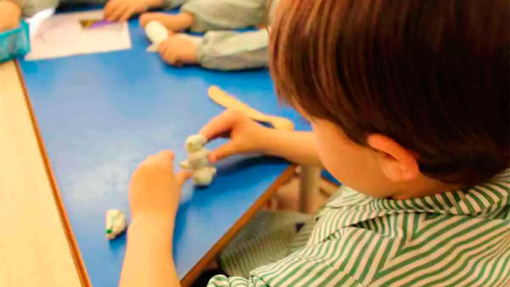 Vuelta al cole: la plastilina estará prohibida en educación infantil