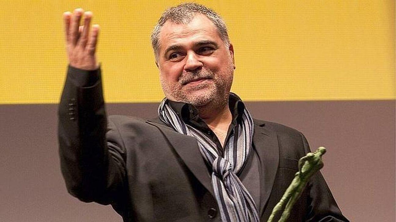 Benito Zambrano, director de cine
