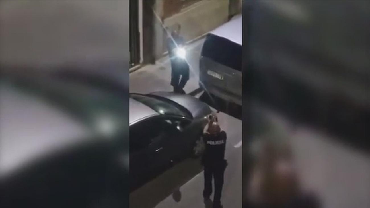 Pánico en San Martín de la Vega por un forcejeo con la Policía