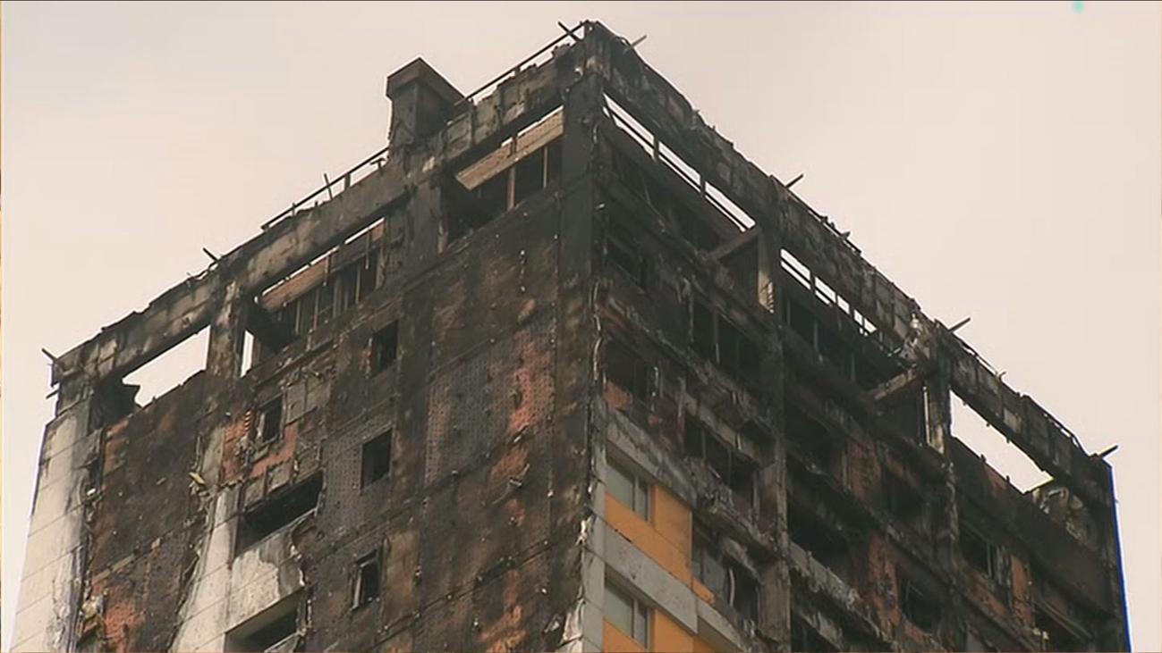 El sistema antincendios no funcionó en el edificio de Chamartín porque estaba apagado