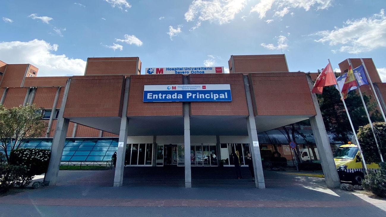 Hospital Severo Ocho de Leganés