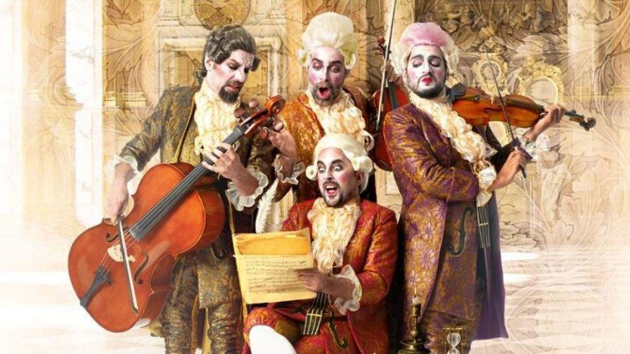 Maestrissimo (Pagagnini 2), humor y lírica en los Teatros del Canal