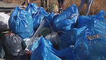 Batida vecinal para recoger la basura de Aranjuez