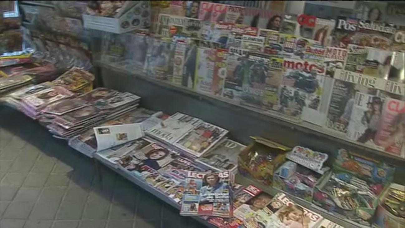 Los kioscos de Madrid venden un 80% menos de periódicos y revistas desde que empezó la pandemia