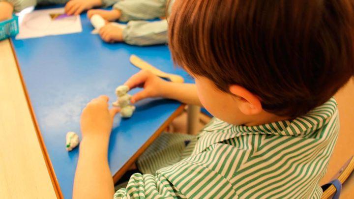 Madrid reduce a la mitad las ratios o 'burbujas' de convivencia de las escuelas infantiles municipales