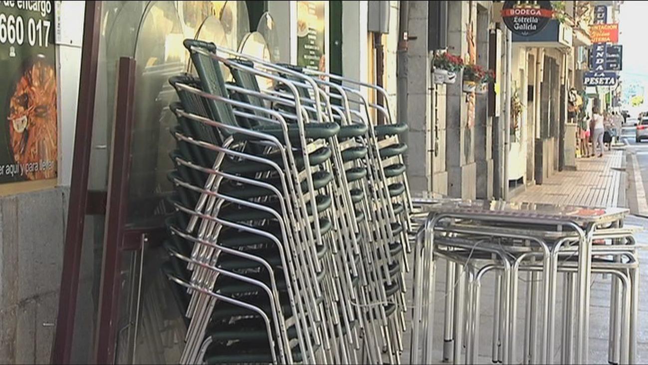 Confinada la localidad conservera de Santoña en Santander con controles y el cierre de la hostelería
