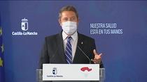 """Page dice que el 80% de los casos de la región proceden de """"la bomba vírica"""" de Madrid"""