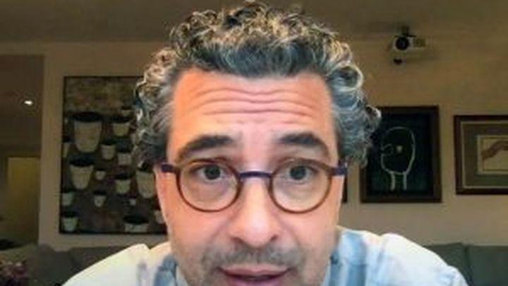 """Dr. Quique Bassat: """"El cierre de aulas en los colegios quiere decir que el sistema funciona"""""""