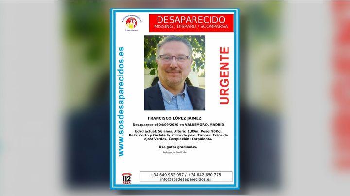 Localizado con vida el director del colegio Lagomar desaparecido este viernes en Valdemoro