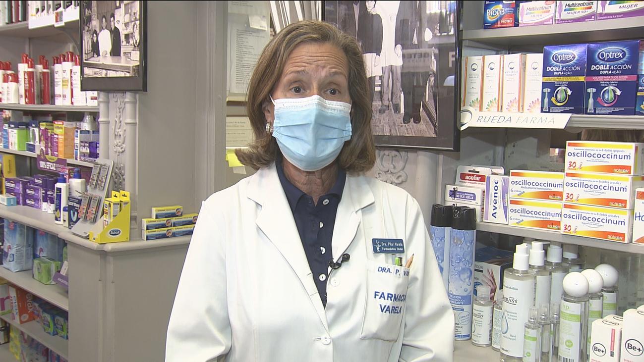 Las farmacias madrileñas piden autorización para realizar test rápidos de coronavirus